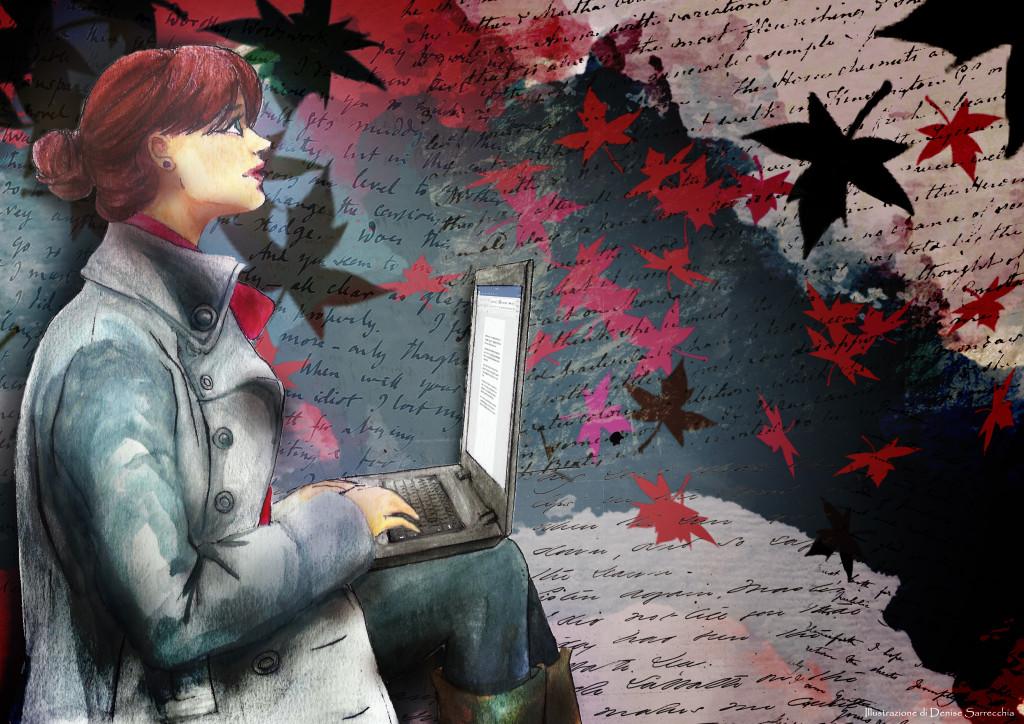 scrittrice DIACRITICA